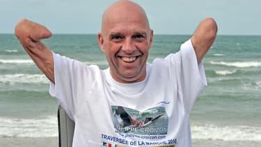 Philippe Croizon en 2010