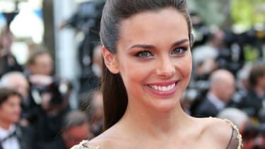 Marine Lorphelin au Festival de Cannes en 2014 -
