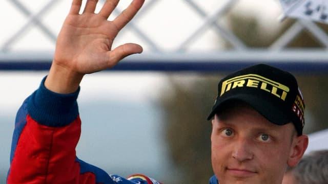 Mikko Hirvonen menace Sébastien Loeb pour le titre mondial