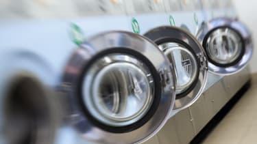 Des machines à laver. (photo d'illustration)
