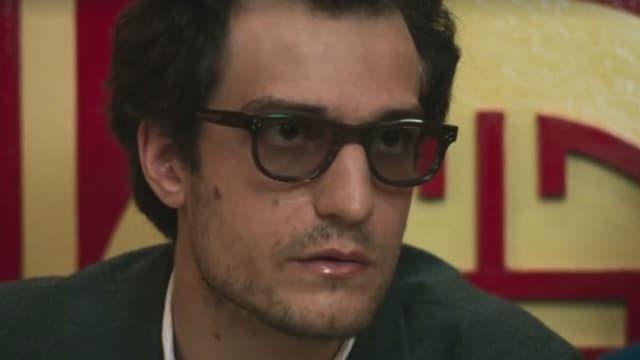 """Louis Garrel incarne Jean-Luc Godard dans """"Le redoutable"""", réalisé par Michel Hazanavicius"""