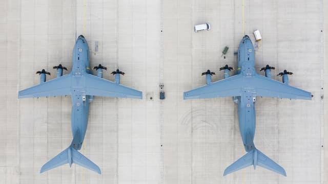 L'Allemagne a refusé la livraison de deux A400M