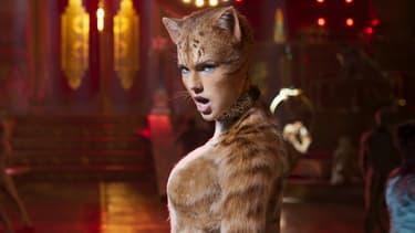 Taylor Swift dans Cats