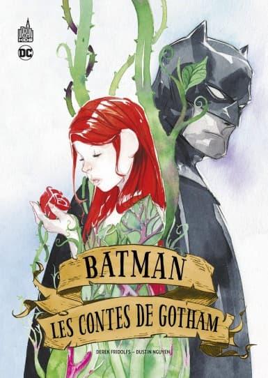"""Couverture des """"Contes de Gotham"""""""
