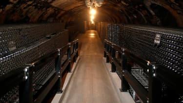 Les ventes de champagne devraient chuter en volume, en 2013.