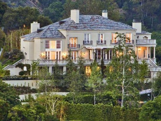 La maison d'Elon Musk à San Francisco en vente pour 37,5 millions de dollars.