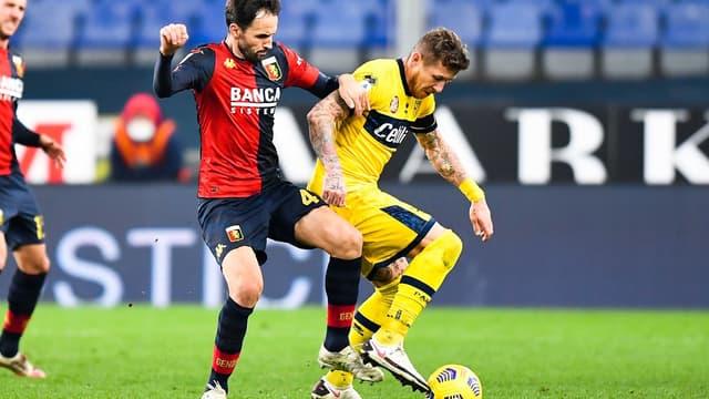 Genoa - Parma (aller 1-2)
