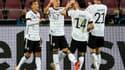 Julian Draxler buteur avec l'Allemagne