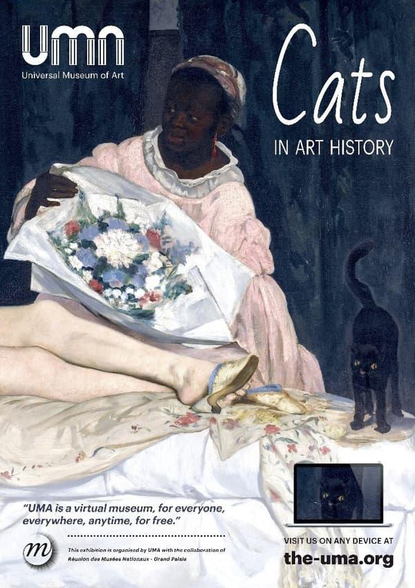Les Chats dans l'histoire de l'Art