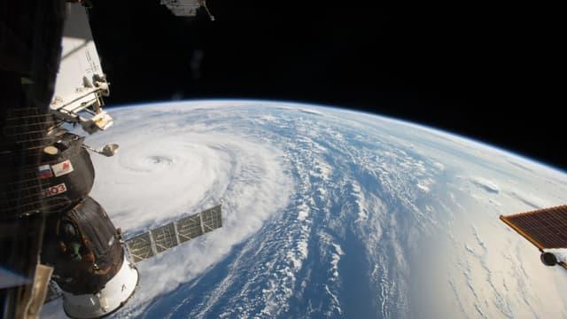 Les États-Unis ont déjà dépensé 100 milliards de dollars pour la Station spatiale internationale.