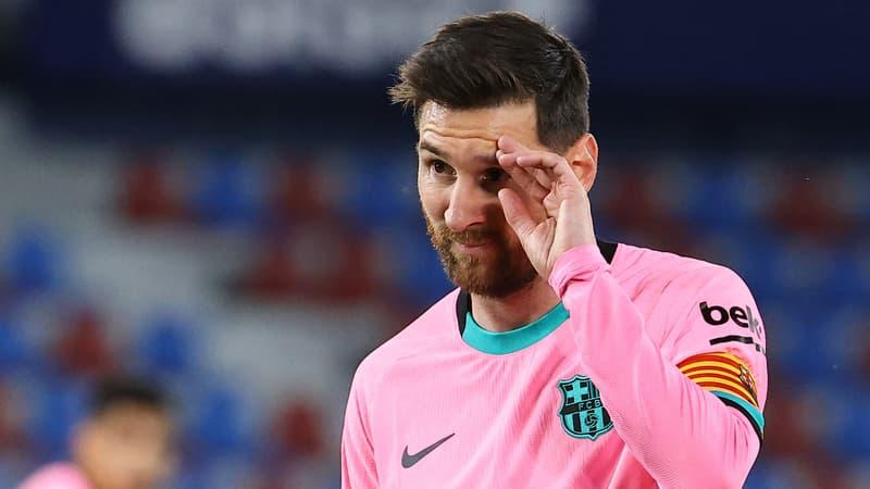 Mercato: énorme imbroglio autour de la prolongation de Messi au Barça, rebondissements en vue