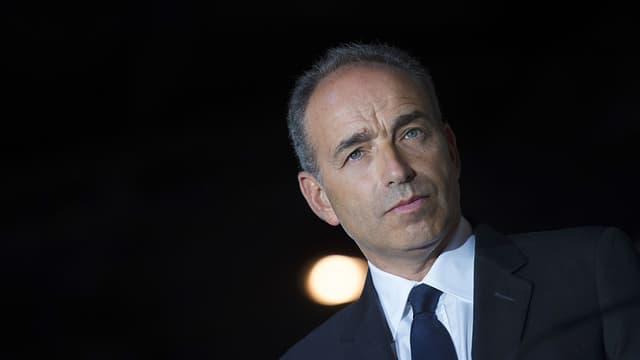 Jean-François Copé, maire de Meaux, le 12 septembre 2014