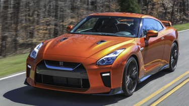Nissan a dévoilé la nouvelle version de la GT-R au salon automobile de New York le 23 mars.