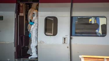 L'attaque a été déjouée dans un train Thalys entre Paris et Amsterdam.