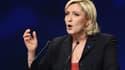 "Marine Le Pen s'inquiète d'une ""loi El Khomri puissance 1000""."