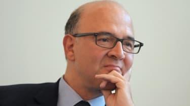 Pierre Moscovici, le ministre de l'Economie, est favorable à davantage de liberté en matière d'ouverture le dimanche