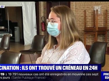 Vaccination: le casse-tête pour trouver un créneau en 24h
