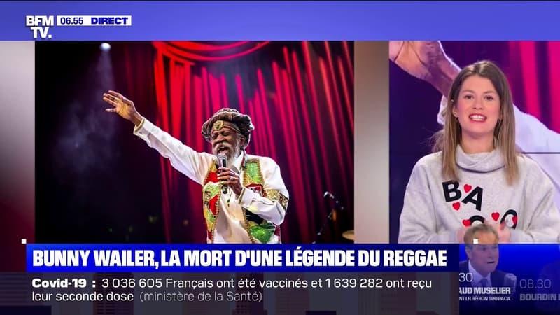 La légende du reggae Bunny Wailer est mort à 73 ans