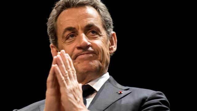 Nicolas Sarkozy, le 19 février 2015.