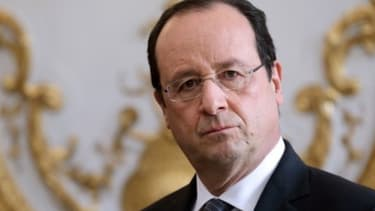 François Hollande (illustration)
