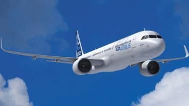 ANA a notamment commandé 23 A321