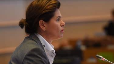 Alenka Bratusek avait été désignée pour occuper le poste de commissaire européen à l'Energie.