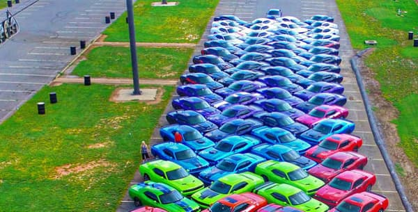 Dodge Rainbow