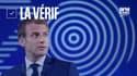 "Emmanuel Macron lors de ""France 2030"""