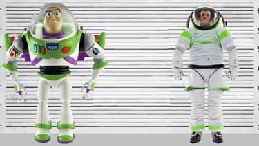 La nouvelle combinaison de la Nasa ressemble à celle de Buzz l'éclair. Mais qui est l'original ?