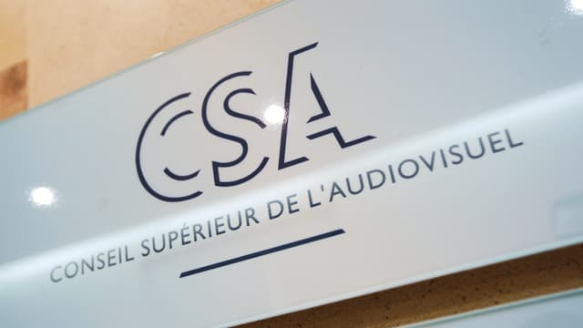 Le logo du CSA. (photo d'illustration)