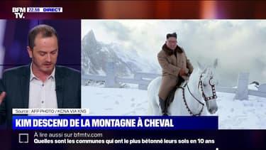 L'image de Kim Jong-un à cheval suscite d'intenses spéculations - 16/10