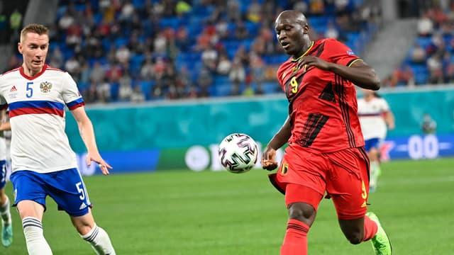 Romelu Lukaku - Belgique