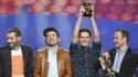 Le groupe C2C, Victoire de la musique 2013 de la révélation de l'année