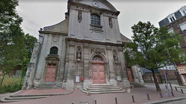 La paroisse Saint Jean XXIII, à Rouen.