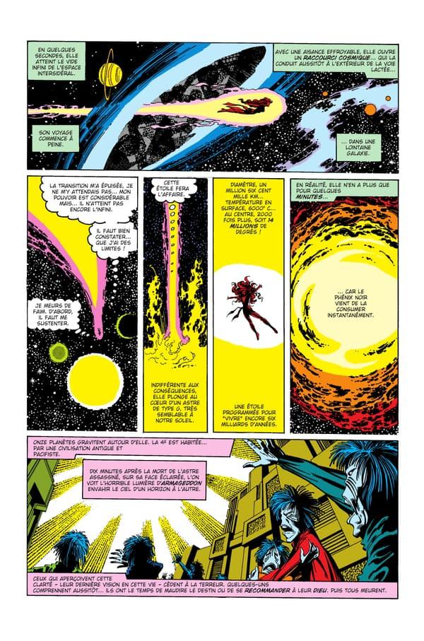 Le génocide dans X-Men: Dark Phoenix