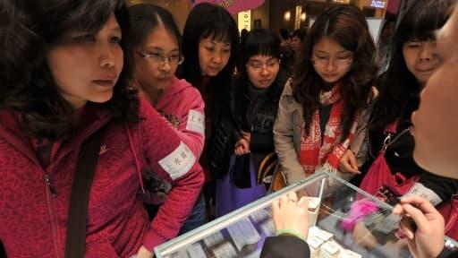 Le jour des célibataires est devenu une immense fête commerciale en Chine.