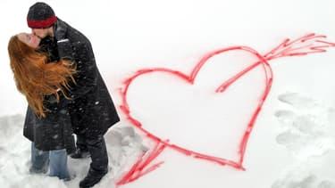 La fête des amoureux est l'occasion de découvrir quelques innovations numériques. Ce 14 février représente également un beau potentiel de transactions pour les sites marchands.