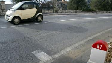 Les Français respectent plus les limitations de vitesse, sauf sur les routes nationales, où un quart des automobilistes roulent à plus de 120km/h.