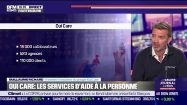 Guillaume Richard (Oui Care) : Oui Care, les services d'aide à la personne - 14/05