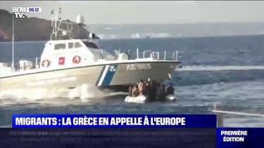 Des gardes-côtes grecs tirent en pleine mer sur des migrants qui tentent de passer la frontière