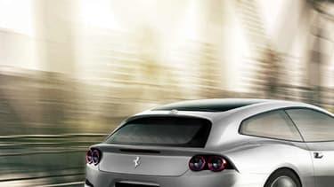 Cette nouvelle version de la Ferrari GT a troqué le moteur V12, contre un V8 turbo déjà vu sur la California T.