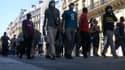 Une manifestation pour la régularisation des sans-papiers s'est tenue ce samedi à Paris, malgré l'interdiction