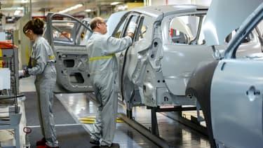 L'indice de l'activité du secteur manufacturier est à son plus haut niveau depuis 8 mois.