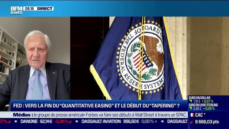 Jean-Claude Trichet (Ancien président de la banque Centrale Européenne):