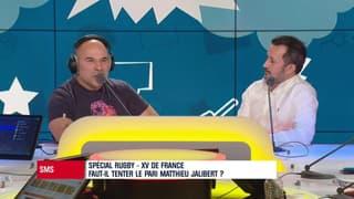 XV de France : Le pari Matthieu Jalibert divise Moscato et Charvet