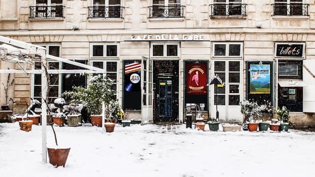 Le Café de la Gare.