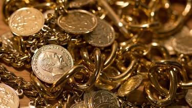 Les cours de l'or sont au plus haut.