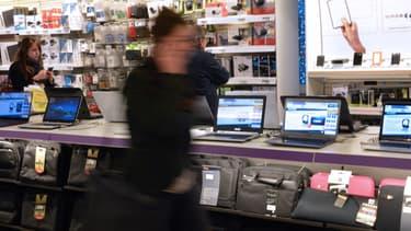 Les ventes de PC ont une nouvelle fois affiché un net recul au troisième trimestre.