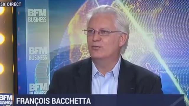 François Bachetta, le directeur général d'EasyJet France, était l'invité de BFM Business ce vendredi.