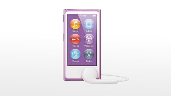 L'iPod nano de 7e génération